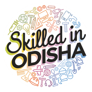Odisha Skill Development Authority logo